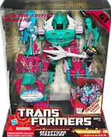 Transformers Hunt for the Decepticons Decepticon Piranacon (BBTS excl, w/ Snaptrap, Nautilator, Overbite, Seawing, Skalor, Tentakil)