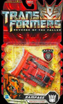 Transformers Revenge of the Fallen (Movie 2) Rampage (red)