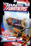 Transformers Animated Rodimus Minor (Toys R Us exclusive)