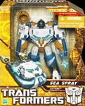 Transformers Hunt for the Decepticons Seaspray