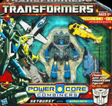 Transformers Power Core Combiners Skyburst with Arialbots