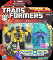 Transformers Power Core Combiners Sledge with Throttler