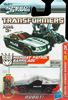 Transformers RPMs/Stealth Force RPMs Barricade (Silver/Black)