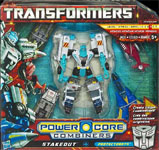 Transformers Power Core Combiners Stakeout with Protectobots
