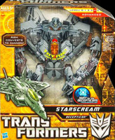 Transformers Hunt for the Decepticons Starscream (ROTF, Leader)
