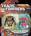 Transformers Power Core Combiners Steelshot with Beacon