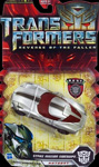 Transformers Revenge of the Fallen (Movie 2) Strike Mission Sideswipe