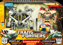 Transformers Hunt for the Decepticons Starscream