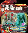 Transformers Power Core Combiners Windburn with Darkray