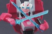Animated Arcee (Toys R Us exclusive)