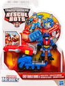 Transformers Rescue Bots Chief Charlie Burns & Rescue Cutter