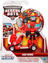 Transformers Rescue Bots Cody Burns & Rescue Axe