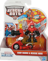 Transformers Rescue Bots Cody Burns & Rescue Hose
