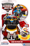 Transformers Rescue Bots Chase The Police Bot