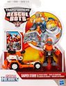 Transformers Rescue Bots Sawyer Storm & Rescue Winch