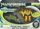 Transformers Cyberverse Bumblebee w/ Mobile Battle Bunker