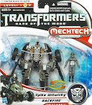 Transformers 3 Dark of the Moon Backfire with Spike Witwicky