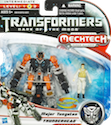 Transformers 3 Dark of the Moon Thunderhead with Major Tungsten