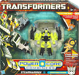 Power Core Combiners Steamhammer with Constructicons