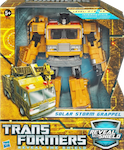 Transformers Reveal The Shield Solar Storm Grappel