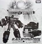 Takara - United Black Version Optimus Prime (Tokoyo Toy Show)