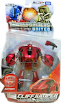 Transformers United (Takara) UN-03 Cliffjumper Cybertron Mode
