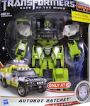 Transformers 3 Dark of the Moon Autobot Ratchet (Voyager)