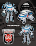 Transformers Timelines (BotCon) Autotroopers (3-pack)
