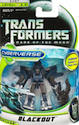 Transformers Cyberverse Blackout (Cyberverse Commander)