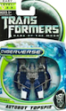 Transformers Cyberverse Autobot Topspin