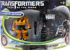 Transformers Cyberverse Bumblebee vs Megatron (Target exclusive)