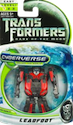 Transformers Cyberverse Leadfoot