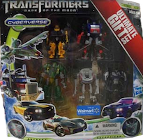 Transformers Cyberverse Ultimate Gift Set (Optimus Prime, Bumblebee, Powerglide, Crowbar, Sideswipe) Walmart Exclusive