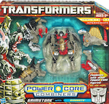Transformers Power Core Combiners Grimstone with Dinobots