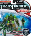 Transformers 3 Dark of the Moon Crosshairs with Sergeant Cahnay