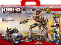 Transformers Kre-O Megatron (Kre-O)