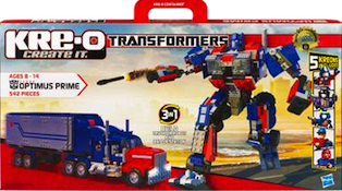 Transformers Kre-O Optimus Prime (Kre-O)