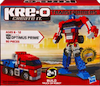 Transformers Kre-O Optimus Prime (Kre-O basic)