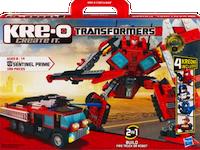 Transformers Kre-O Sentinel Prime  (Kre-O)