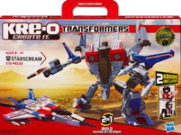 Transformers Kre-O Starscream  (Kre-O)