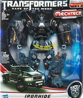 Transformers 3 Dark of the Moon Ironhide (Leader)