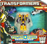 Power Core Combiners Over-Run with Stunticons
