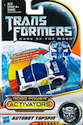 Transformers 3 Dark of the Moon Top Spin (Robo Power Activators)
