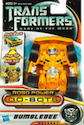 Transformers 3 Dark of the Moon Bumblebee (Robo Power Go-Bots)