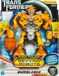 Transformers 3 Dark of the Moon Bumblebee (Robo Power Revving Robots)