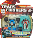 Power Core Combiners Salvage with Bomb-Burst