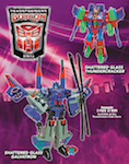 Transformers Timelines (BotCon) Shattered Glass Thundercracker
