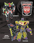 Transformers Timelines (BotCon) Sideswipe (Animated)