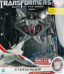 Transformers 3 Dark of the Moon Starscream (Voyager)