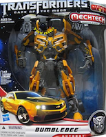 Transformers 3 Dark of the Moon Bumblebee (Leader)